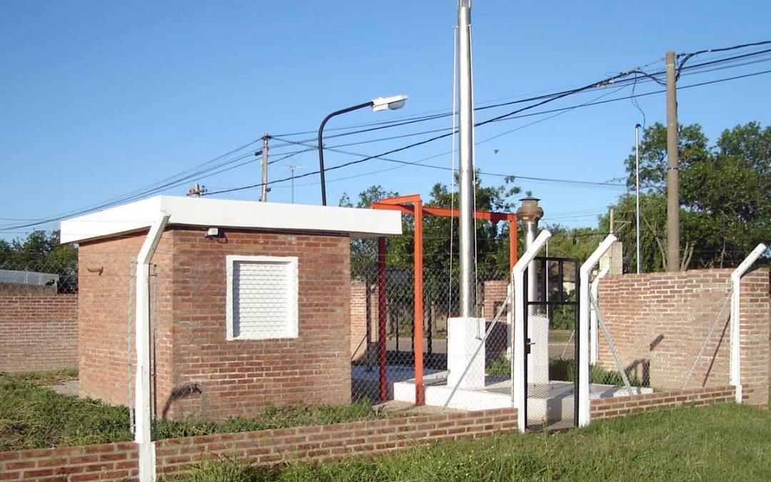 Construcción de Estación Elevadora 2
