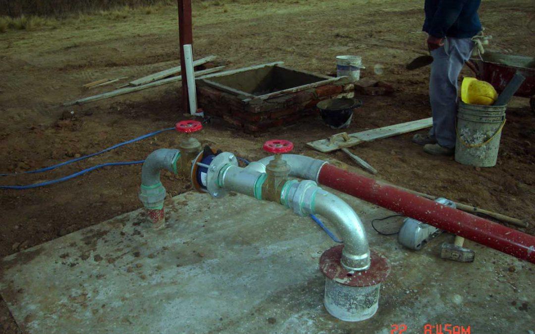 Ampliación de Planta de Captación de Agua